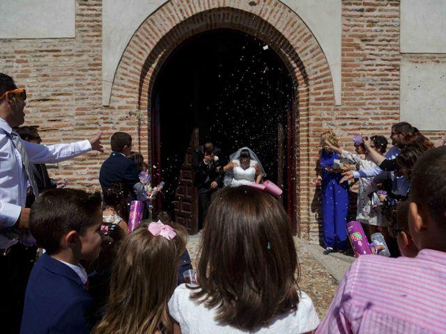 La boda de Sonia y Rubén en Peñaranda De Bracamonte, Salamanca 16