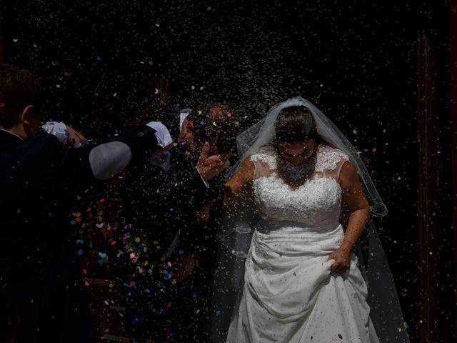 La boda de Rubén y Sonia
