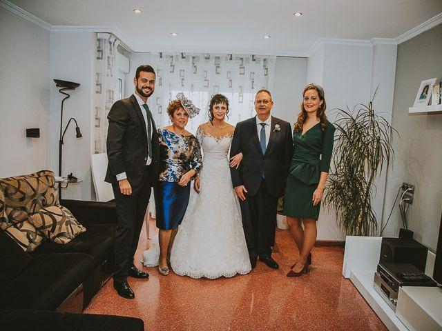 La boda de Pedro y Mari Carmen en Aielo De Malferit, Valencia 35