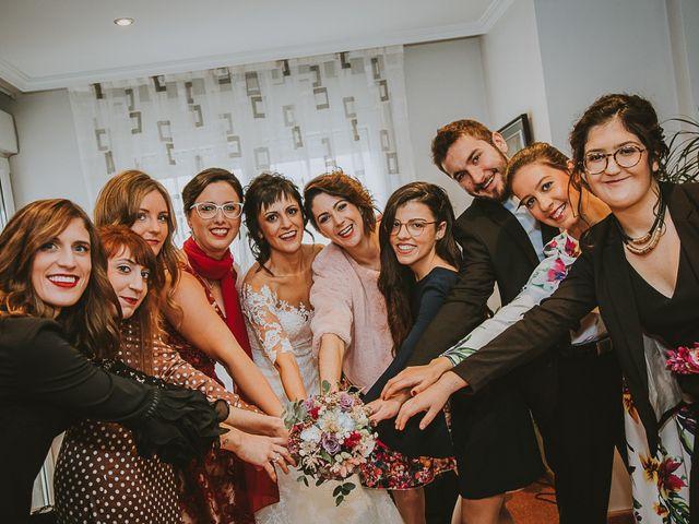 La boda de Pedro y Mari Carmen en Aielo De Malferit, Valencia 36
