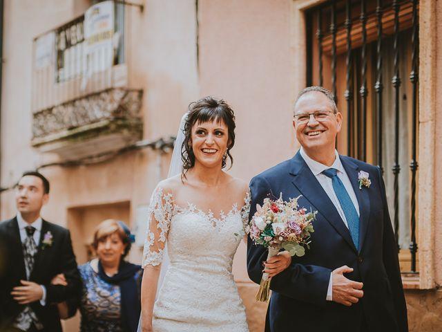 La boda de Pedro y Mari Carmen en Aielo De Malferit, Valencia 44