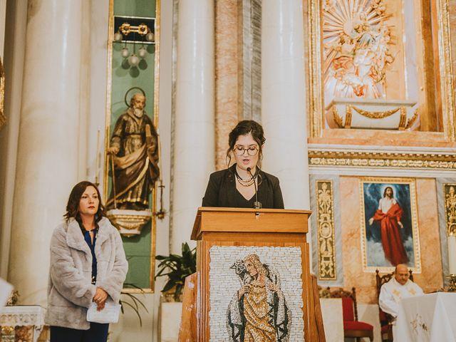 La boda de Pedro y Mari Carmen en Aielo De Malferit, Valencia 46