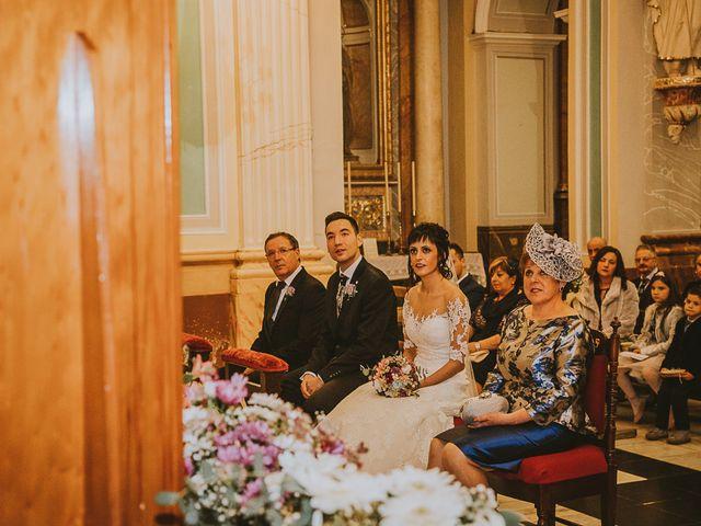 La boda de Pedro y Mari Carmen en Aielo De Malferit, Valencia 48