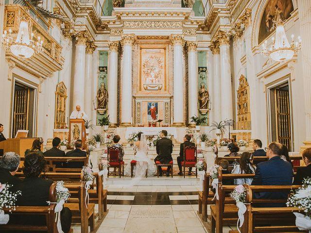 La boda de Pedro y Mari Carmen en Aielo De Malferit, Valencia 49