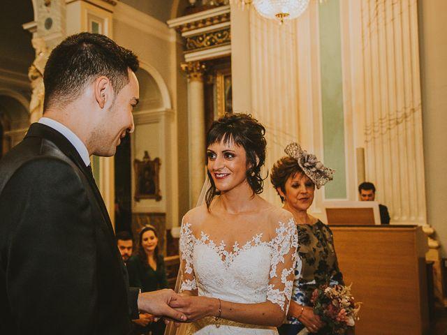 La boda de Pedro y Mari Carmen en Aielo De Malferit, Valencia 51