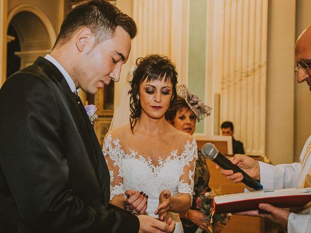 La boda de Pedro y Mari Carmen en Aielo De Malferit, Valencia 52