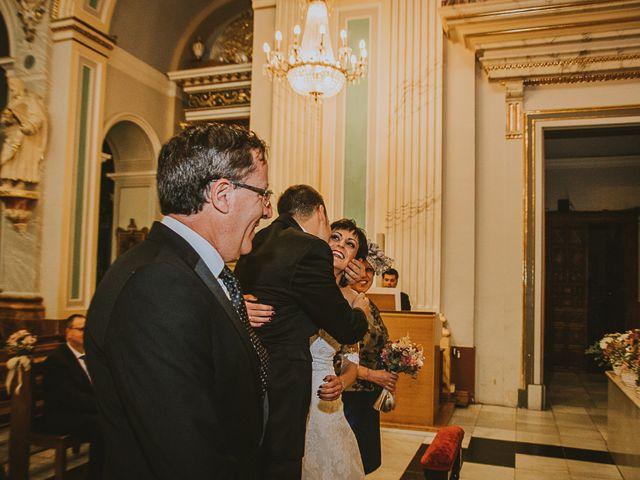 La boda de Pedro y Mari Carmen en Aielo De Malferit, Valencia 53