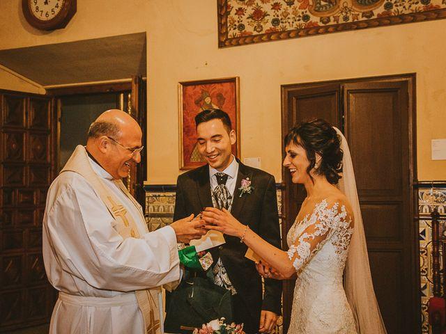 La boda de Pedro y Mari Carmen en Aielo De Malferit, Valencia 55