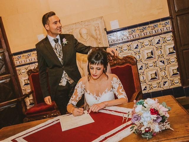 La boda de Pedro y Mari Carmen en Aielo De Malferit, Valencia 56