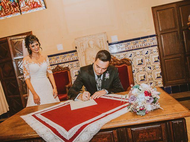 La boda de Pedro y Mari Carmen en Aielo De Malferit, Valencia 57