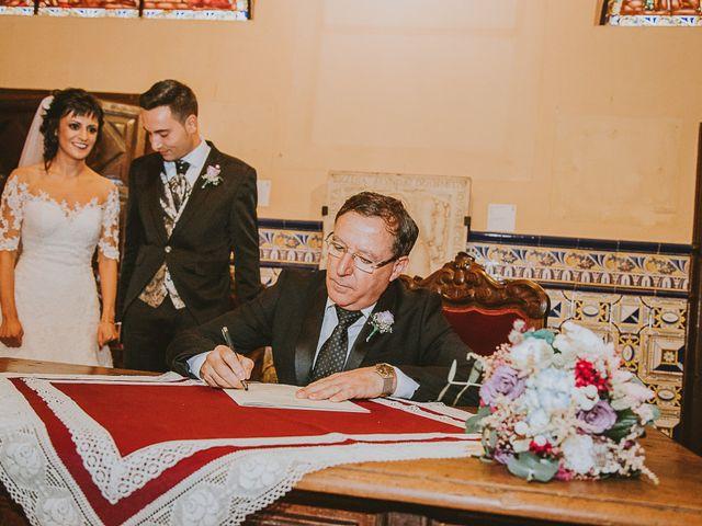 La boda de Pedro y Mari Carmen en Aielo De Malferit, Valencia 58