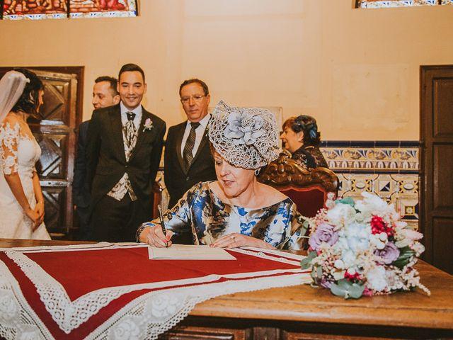 La boda de Pedro y Mari Carmen en Aielo De Malferit, Valencia 59