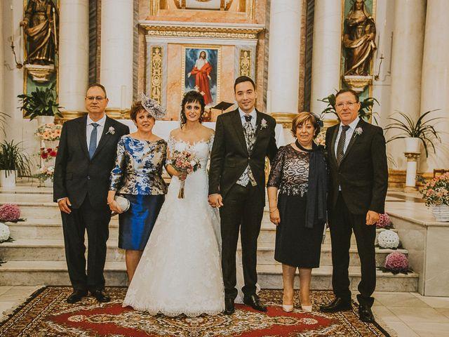 La boda de Pedro y Mari Carmen en Aielo De Malferit, Valencia 60