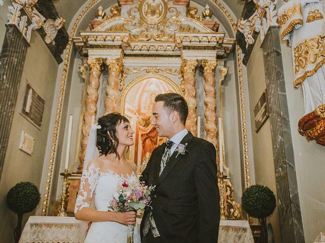 La boda de Pedro y Mari Carmen en Aielo De Malferit, Valencia 61
