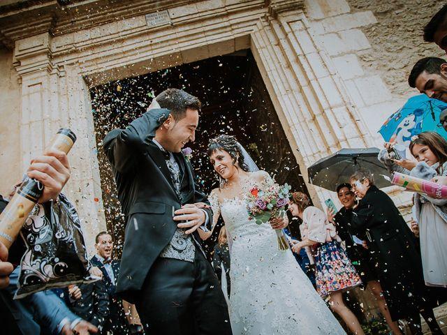 La boda de Pedro y Mari Carmen en Aielo De Malferit, Valencia 62