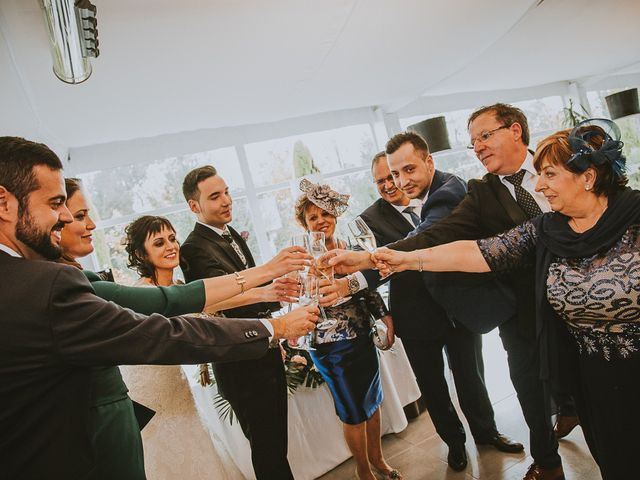 La boda de Pedro y Mari Carmen en Aielo De Malferit, Valencia 76