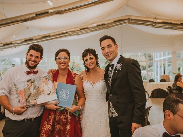 La boda de Pedro y Mari Carmen en Aielo De Malferit, Valencia 80