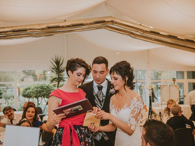 La boda de Pedro y Mari Carmen en Aielo De Malferit, Valencia 83
