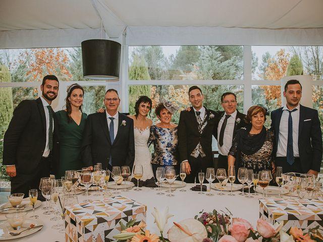 La boda de Pedro y Mari Carmen en Aielo De Malferit, Valencia 86