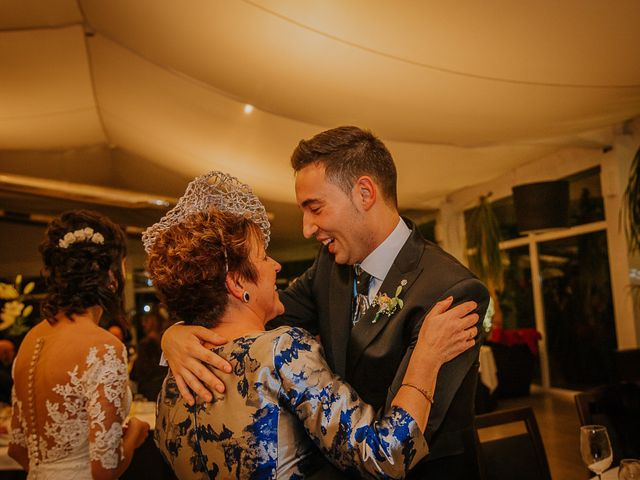 La boda de Pedro y Mari Carmen en Aielo De Malferit, Valencia 100