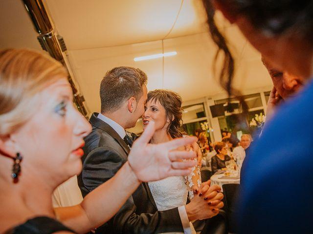 La boda de Pedro y Mari Carmen en Aielo De Malferit, Valencia 103