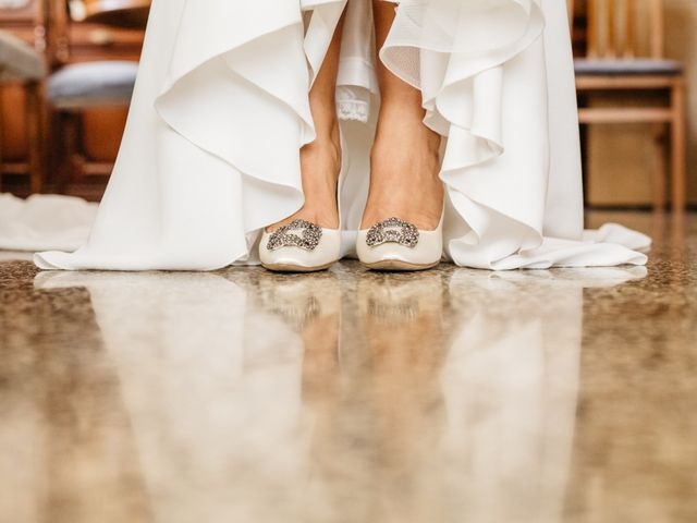 La boda de Sergio y Laura en Granada, Granada 8