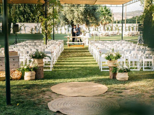 La boda de Sergio y Laura en Granada, Granada 21