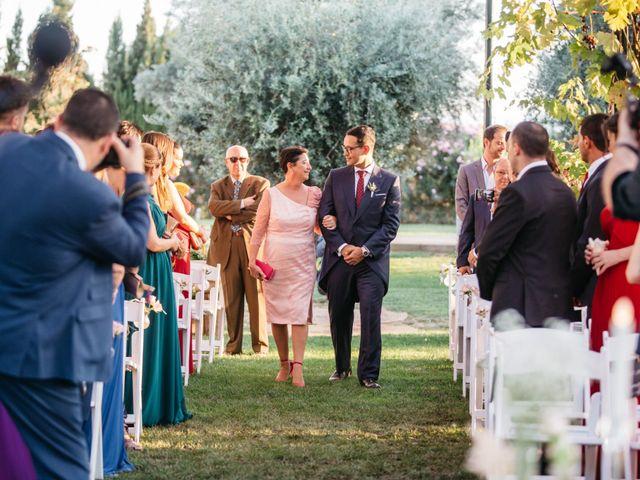 La boda de Sergio y Laura en Granada, Granada 24