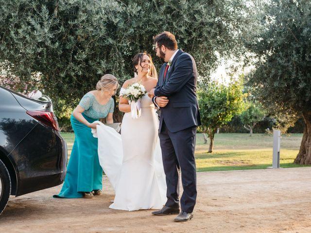 La boda de Sergio y Laura en Granada, Granada 25