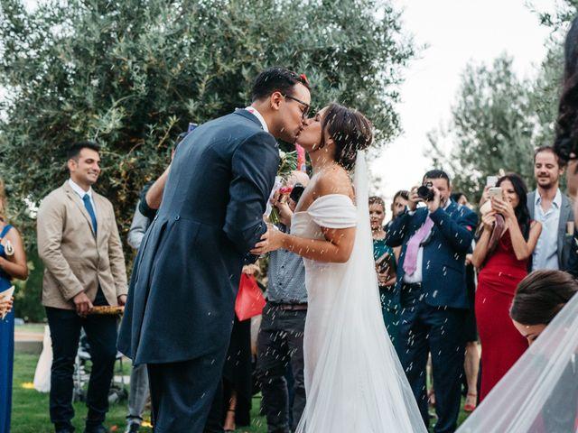 La boda de Sergio y Laura en Granada, Granada 33