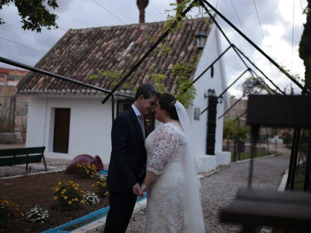 La boda de Fran  y Mariola  en Alcantarilla, Murcia 1