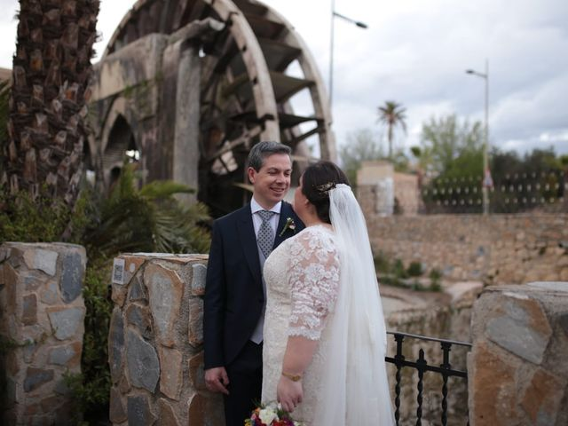 La boda de Fran  y Mariola  en Alcantarilla, Murcia 3