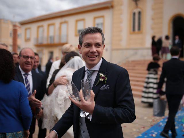 La boda de Fran  y Mariola  en Alcantarilla, Murcia 4