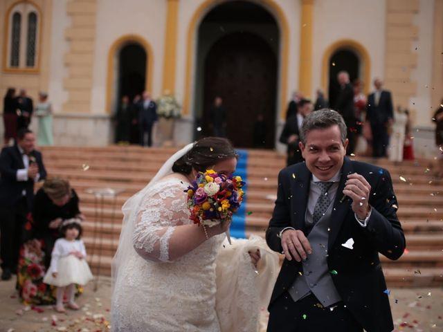 La boda de Fran  y Mariola  en Alcantarilla, Murcia 5