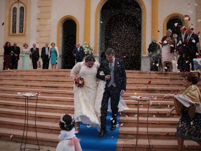 La boda de Fran  y Mariola  en Alcantarilla, Murcia 6