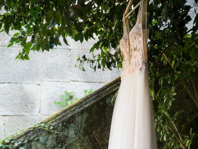 La boda de Andrea y Iván en Bueu (Meiro), Pontevedra 4