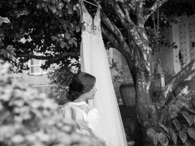 La boda de Andrea y Iván en Bueu (Meiro), Pontevedra 1