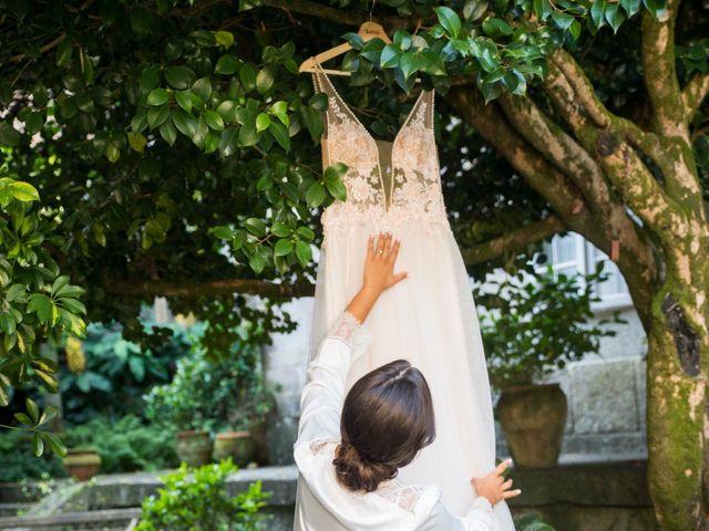 La boda de Andrea y Iván en Bueu (Meiro), Pontevedra 5