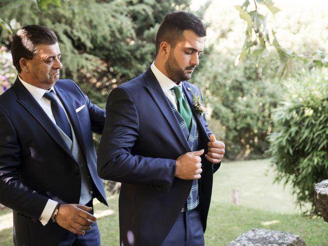 La boda de Andrea y Iván en Bueu (Meiro), Pontevedra 15