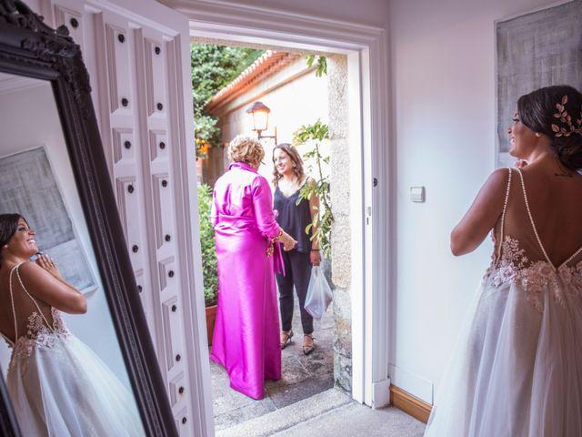 La boda de Andrea y Iván en Bueu (Meiro), Pontevedra 22