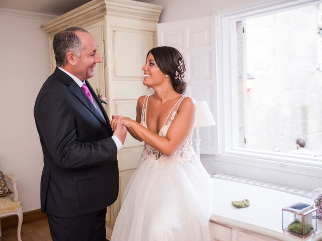 La boda de Andrea y Iván en Bueu (Meiro), Pontevedra 27