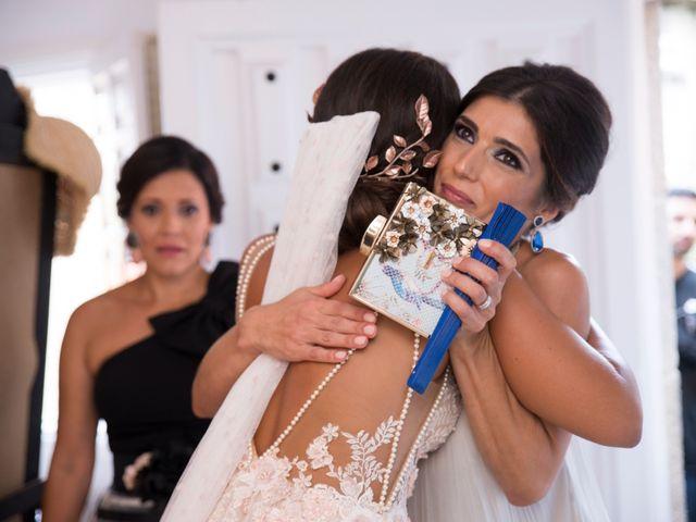 La boda de Andrea y Iván en Bueu (Meiro), Pontevedra 31