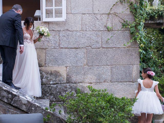 La boda de Andrea y Iván en Bueu (Meiro), Pontevedra 35