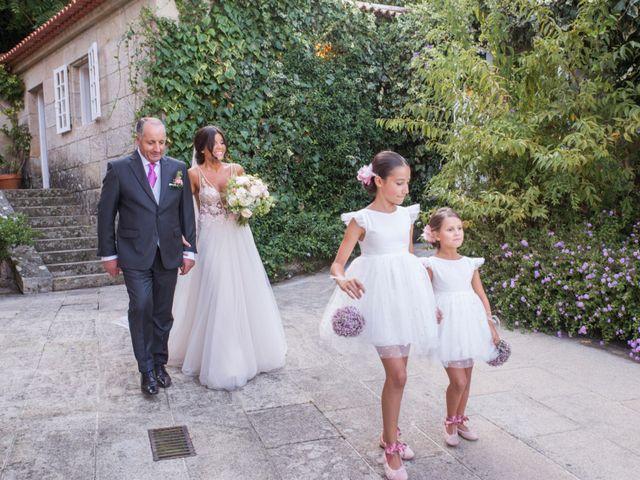 La boda de Andrea y Iván en Bueu (Meiro), Pontevedra 36