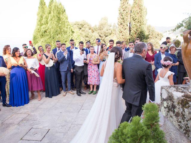 La boda de Andrea y Iván en Bueu (Meiro), Pontevedra 37