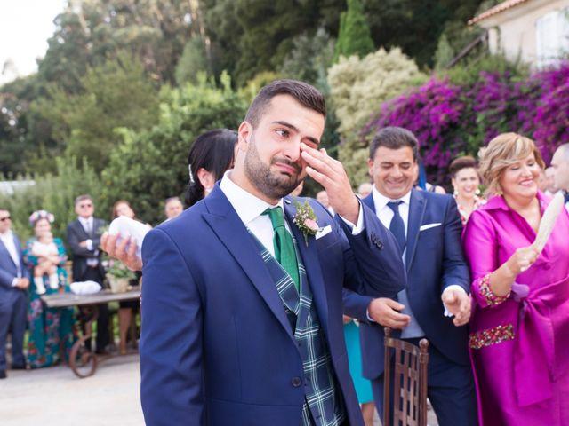 La boda de Andrea y Iván en Bueu (Meiro), Pontevedra 38