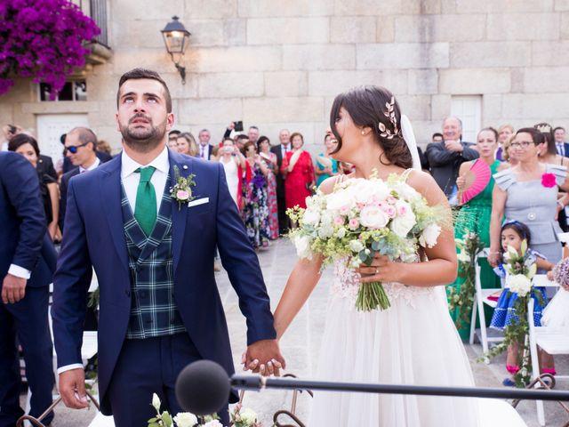 La boda de Andrea y Iván en Bueu (Meiro), Pontevedra 39