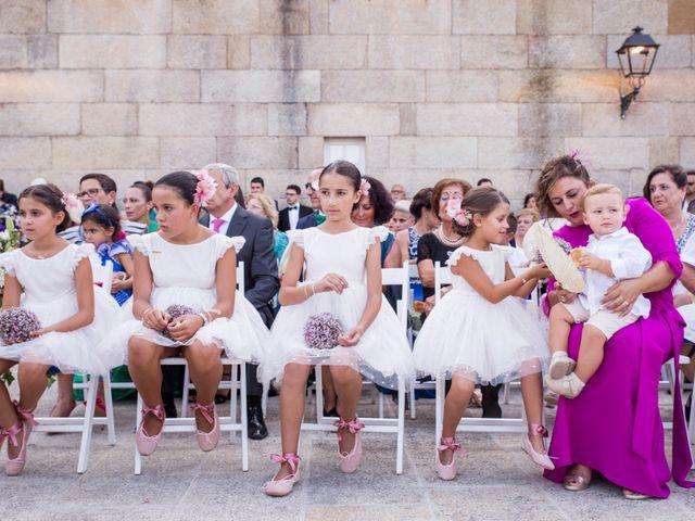 La boda de Andrea y Iván en Bueu (Meiro), Pontevedra 41