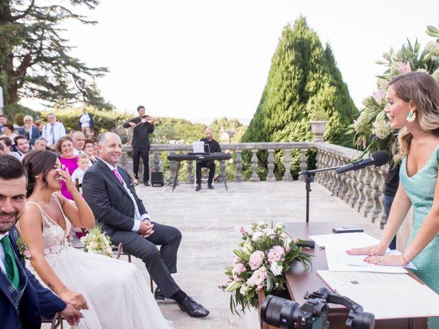 La boda de Andrea y Iván en Bueu (Meiro), Pontevedra 42