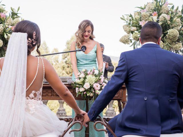 La boda de Andrea y Iván en Bueu (Meiro), Pontevedra 43